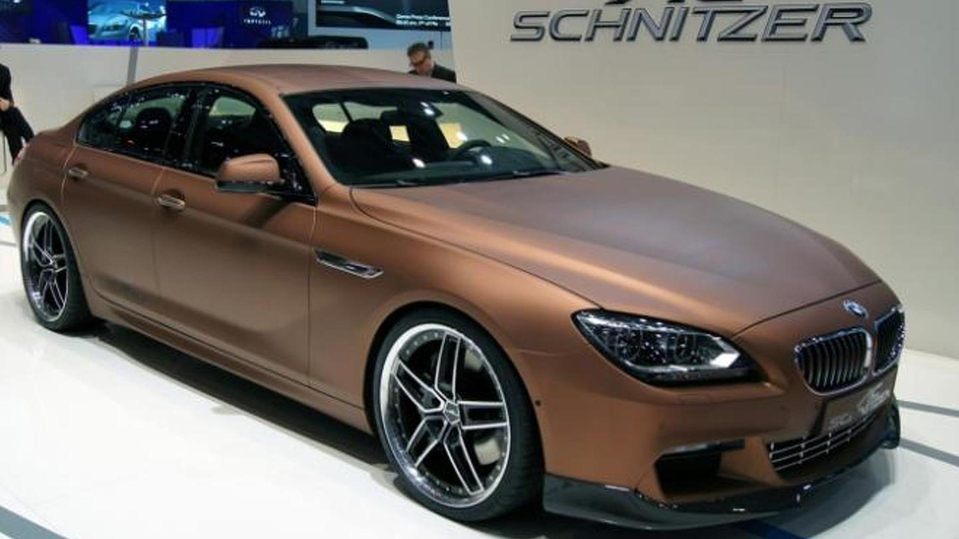 AC Schnitzer Modifies BMW Series Touring And Series Gran Coupe - Bmw ac schnitzer