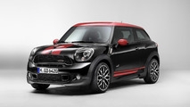 MINI John Cooper Works Paceman Motor City'e geldi