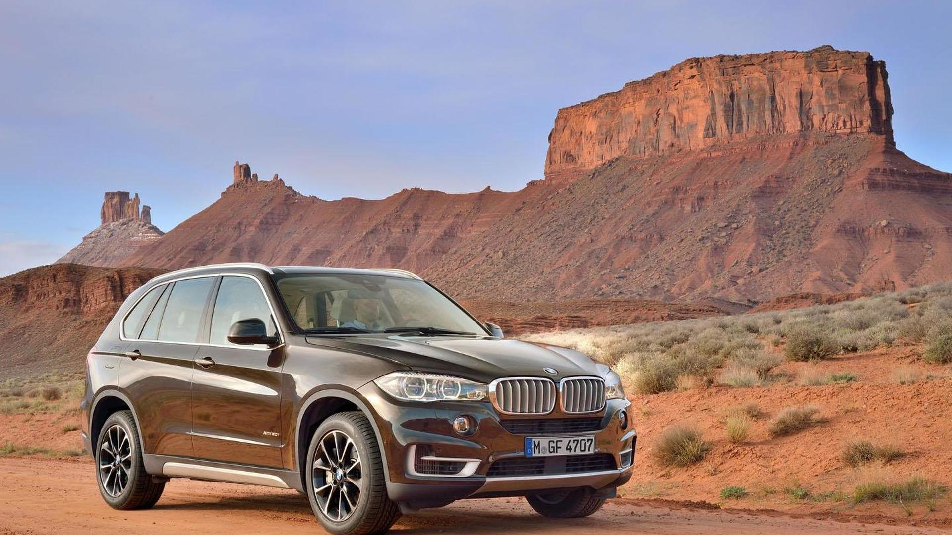 BMW X7 Announced Will Be Built At Their Spartanburg Plant