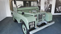 First production Land Rover from 1948 30.4.2013