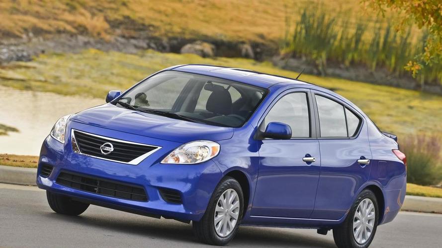 Nissan Versa pode disparar airbag ao fechar a porta