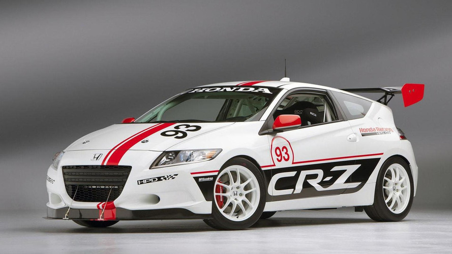Honda to field ten models at Pikes Peak Hill Climb