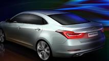 2013 Hyundai Mistra Concept 20.04.2013