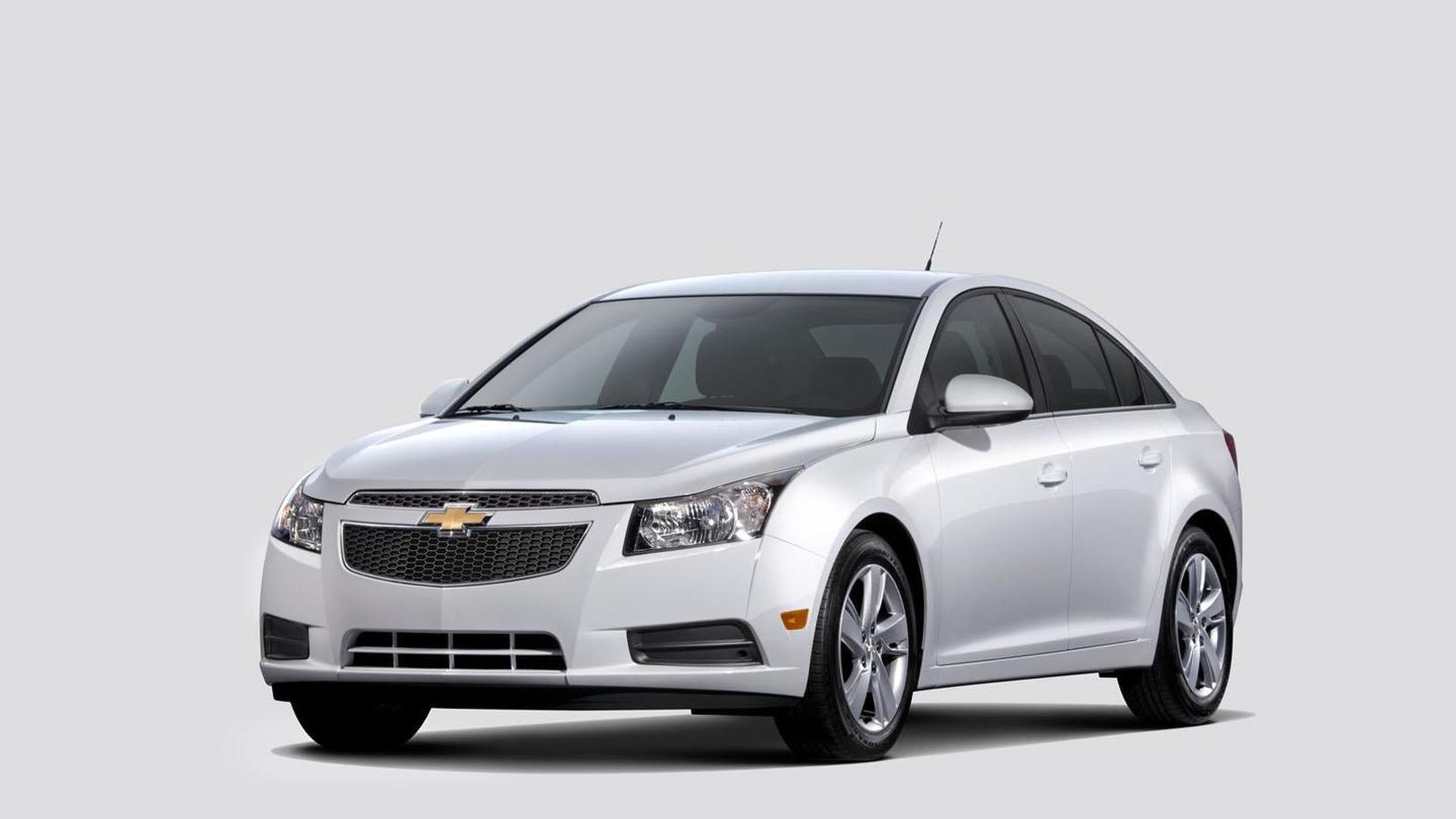 Chevrolet Cruze Diesel >> 2014 Chevrolet Cruze Diesel Rated At 46 Mpg Highway