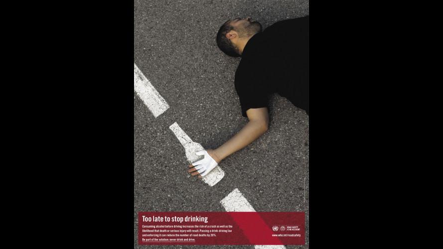Settimana Mondiale della Sicurezza Stradale