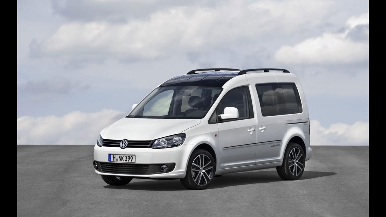 Volkswagen commerciali al Salone di Francoforte 2011