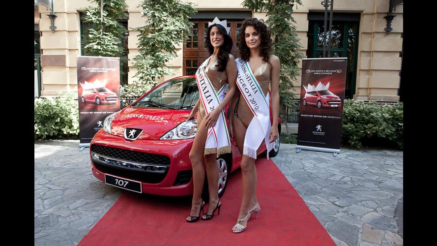La ex Miss Peugeot è ora Miss Italia 2010