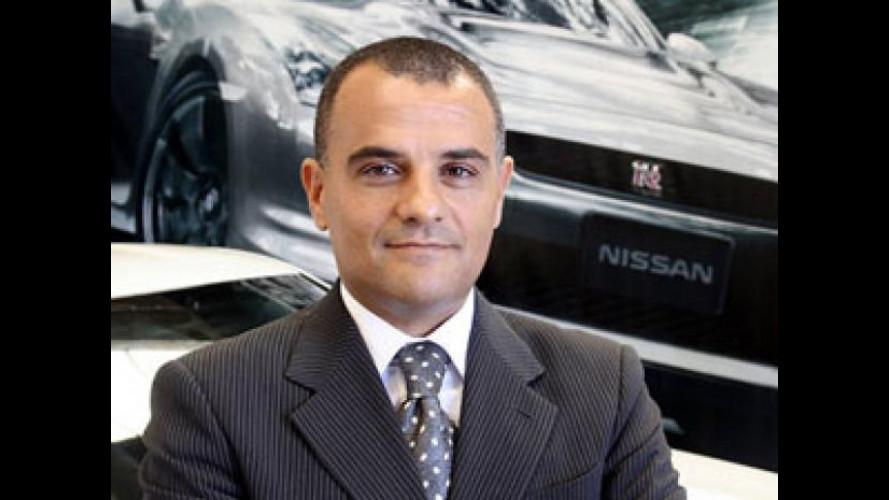 Andrea Alessi si è dimesso dalla carica di ad di Nissan Italia