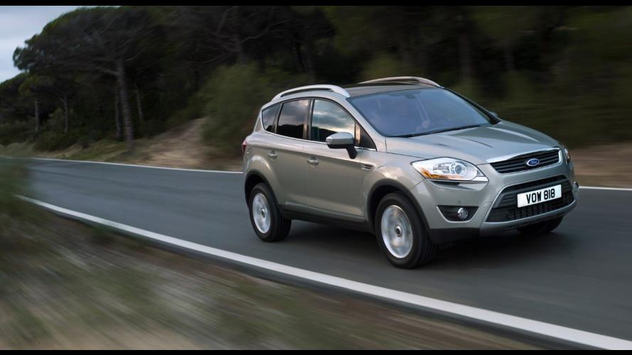 La nuova Ford Kuga a Ginevra