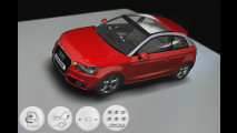 Audi A1 Augmented Reality