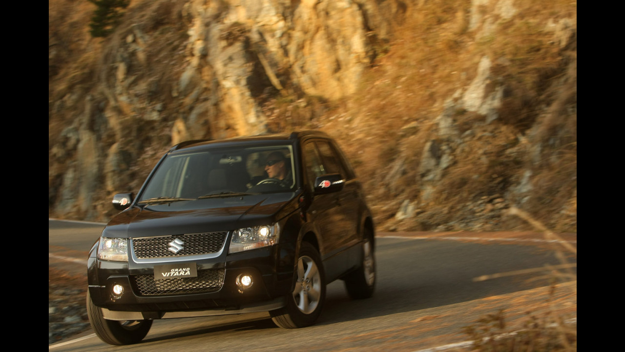 Suzuki Grand Vitara 4x4 Anniversary