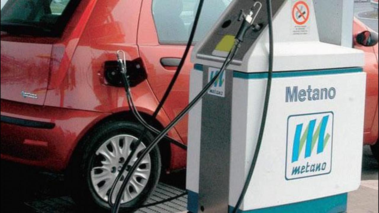 [Copertina] - Auto a metano, una crescita lenta ma progressiva