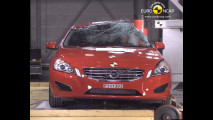 Crash test Volvo V60