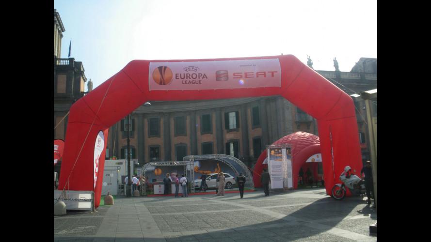 Seat è sponsor della UEFA Europa League