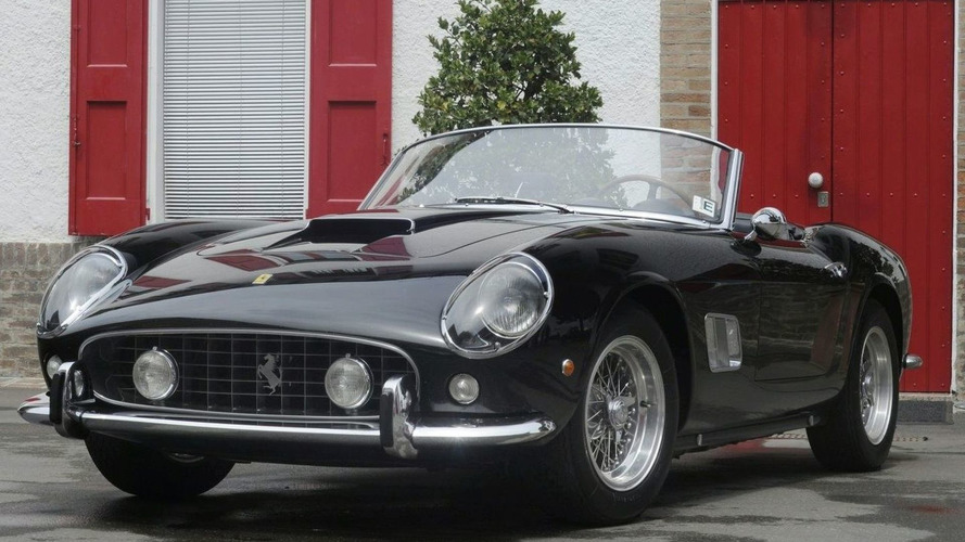 Radio DJ Chris Evans Buys 1961  Ferrari 250 GT SWB California Spyder for $10.9 Million