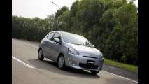 Mitsubishi Mirage per il mercato giapponese