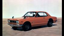 1970 - 2000 GT-R - KPGC10
