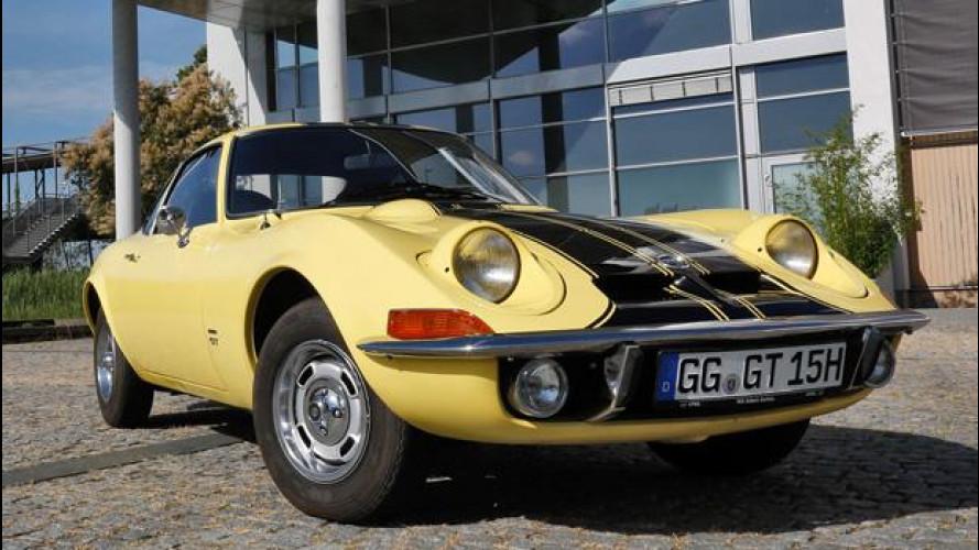 Opel, 50 anni con stile