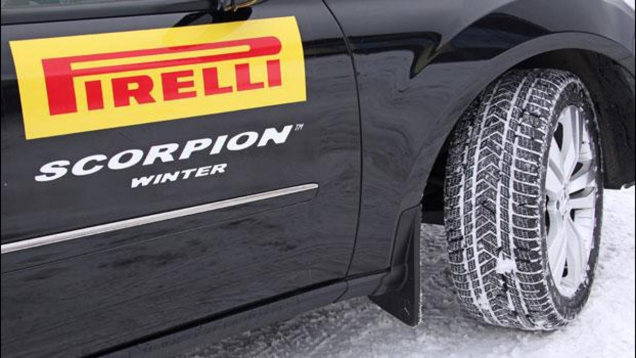 [Copertina] - Pirelli Scorpion Winter: il nuovo