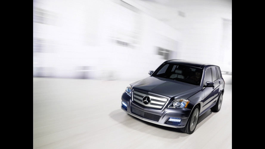 Mercedes GLK Townside