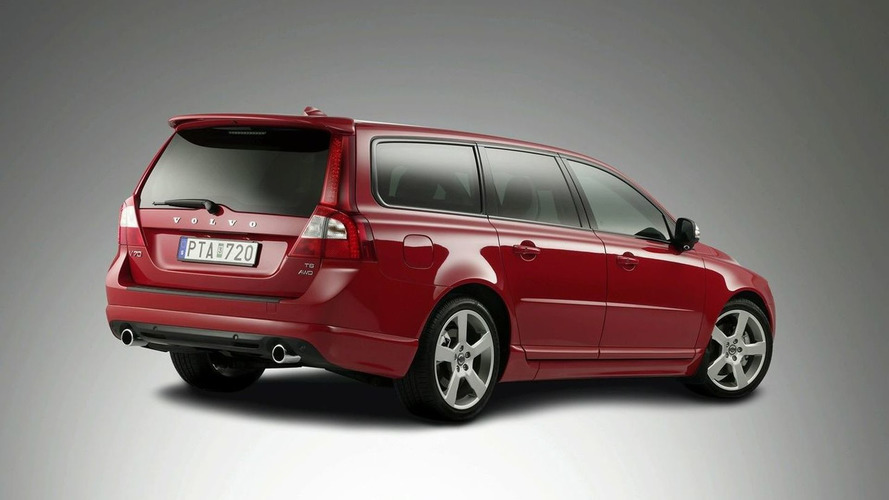 Volvo V70 R-Design Revealed
