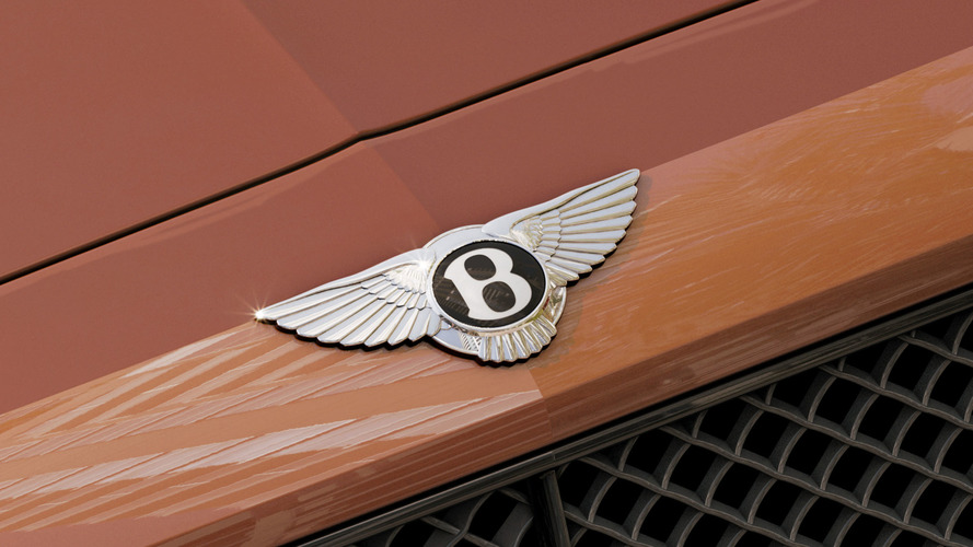 Bentley Flying Spur W12 S - Gigapixel