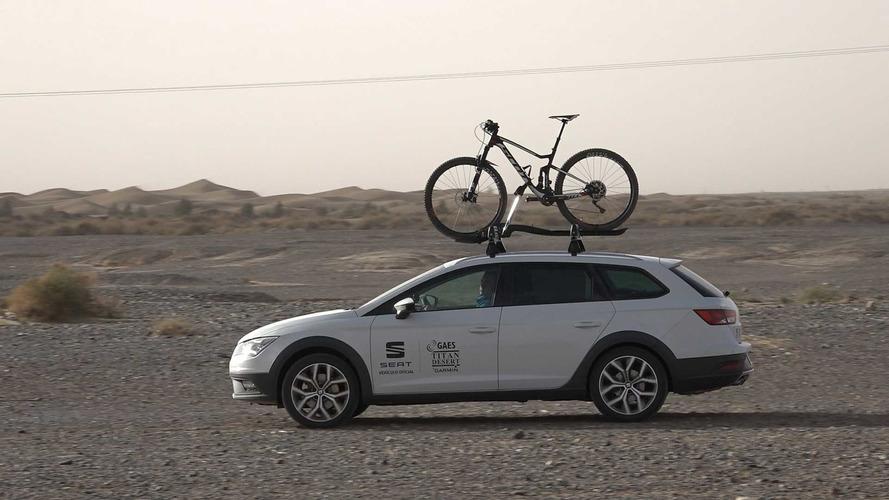 SEAT León X-PERIENCE Titan Desert, nueva versión especial