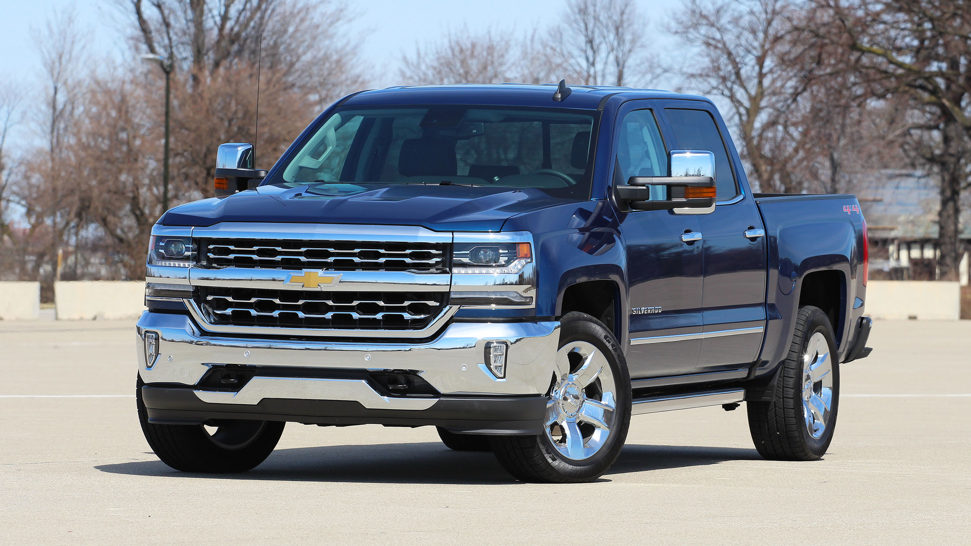 2017 Chevy Silverado 1500 Review A