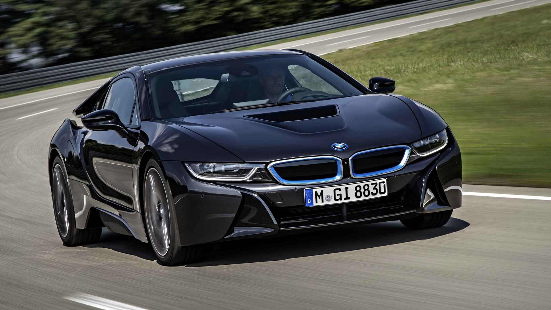 2017 BMW I8 Review