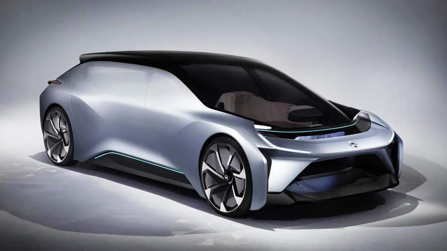 Nio Eve concept previews autonomous EV heading to U.S. in 2020
