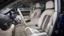 Maserati GranTurismo and GranCabrio Special Edition, Levante by Ermenegildo Zegna