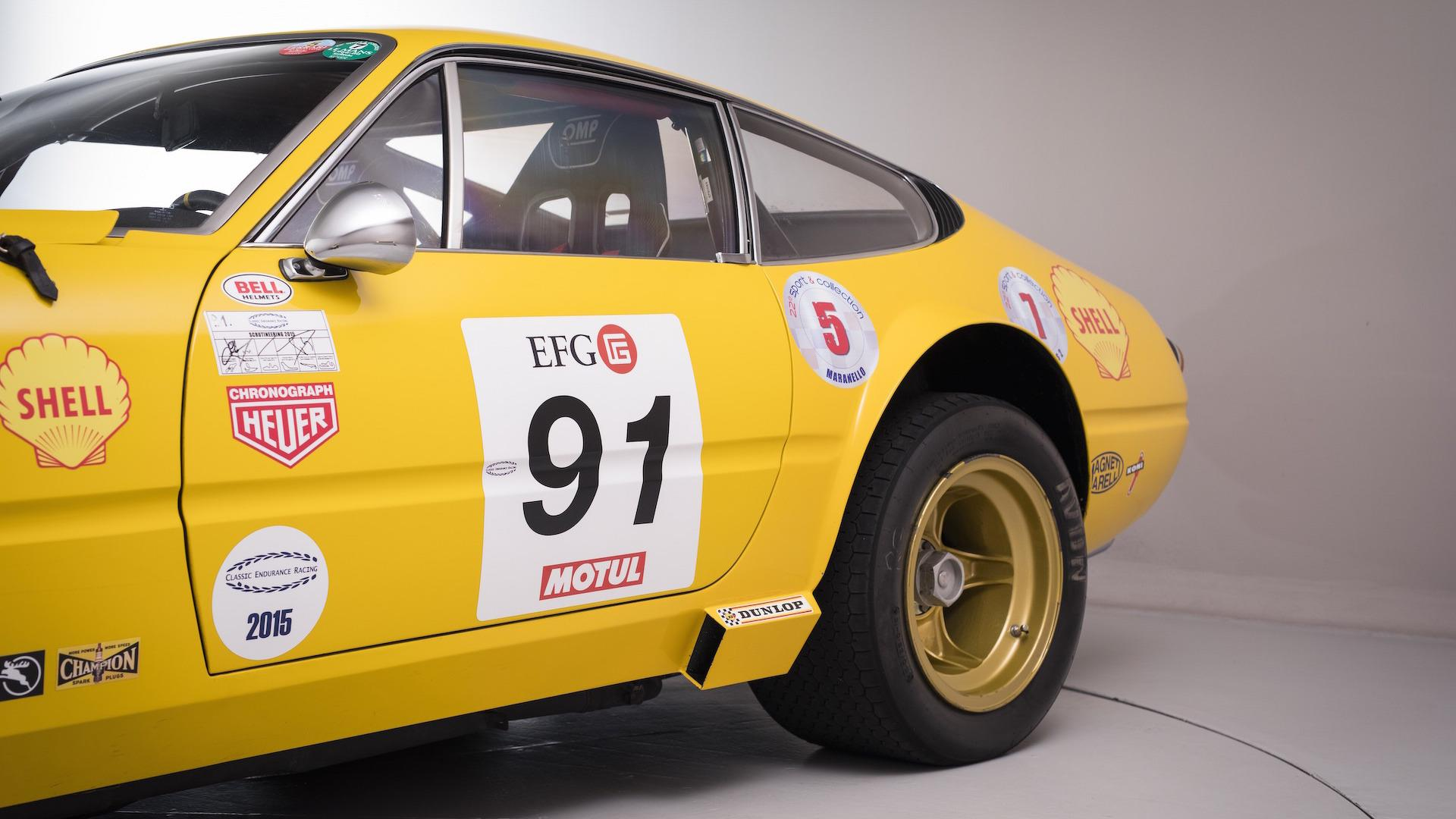 Race Ready Ferrari Daytona Could Be Your Personal Track Toy