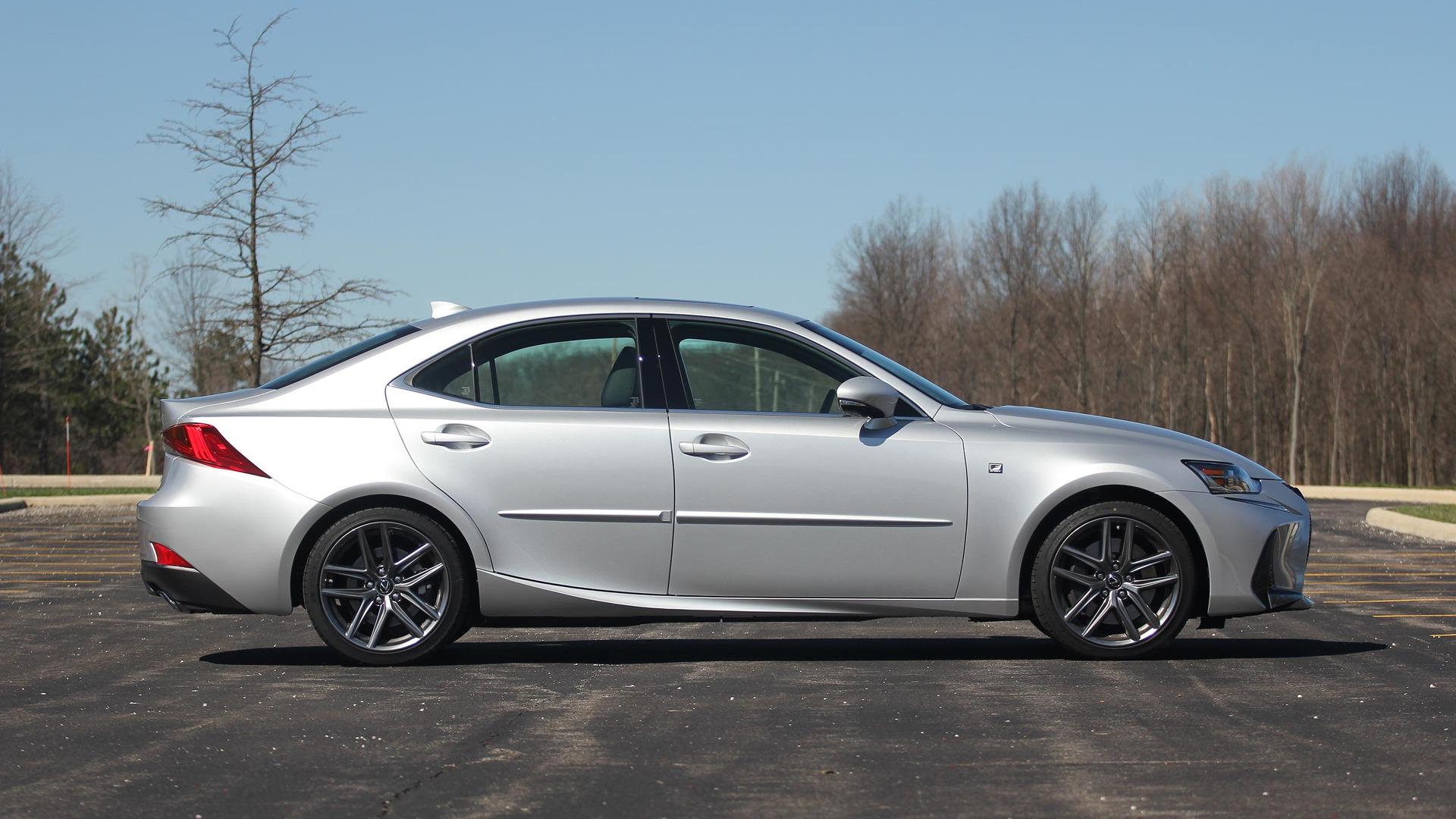 2020 Lexus Is Could Get 400 Horsepower Biturbo V6