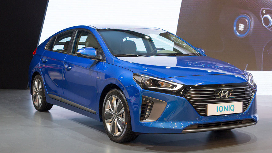 Hyundai Ioniq, çevreci yüzüyle İstanbul Autoshow'a geldi