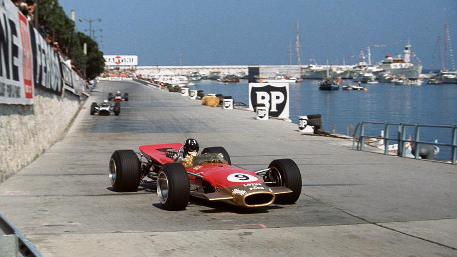 Espectacular vídeo, en alta definición, del GP de Mónaco de F1 de 1962