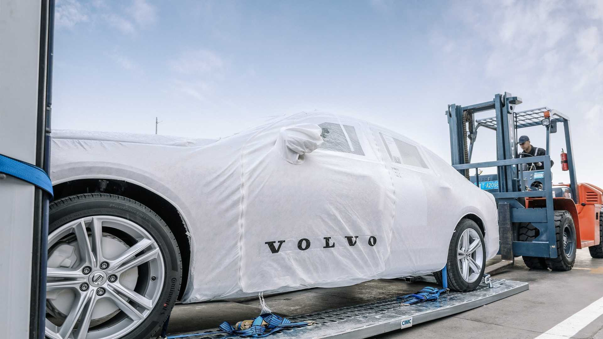 China Makes Better Quality Cars Than Europe Volvo Exec Says