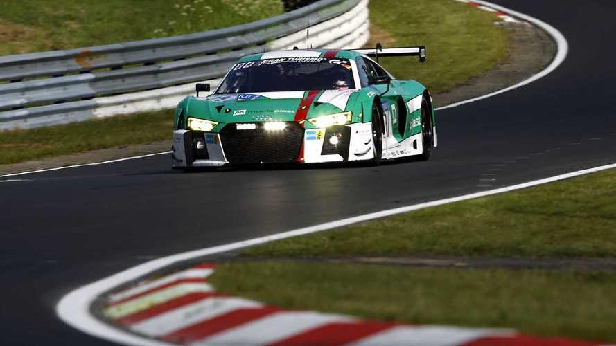 Audi remporte une course folle aux 24 H du Nürburgring !