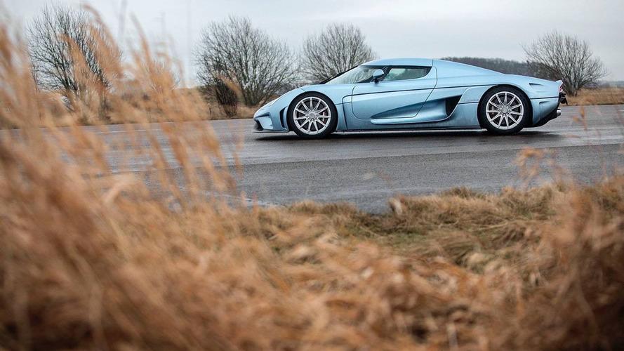 Koenigsegg Regera está oficialmente esgotado
