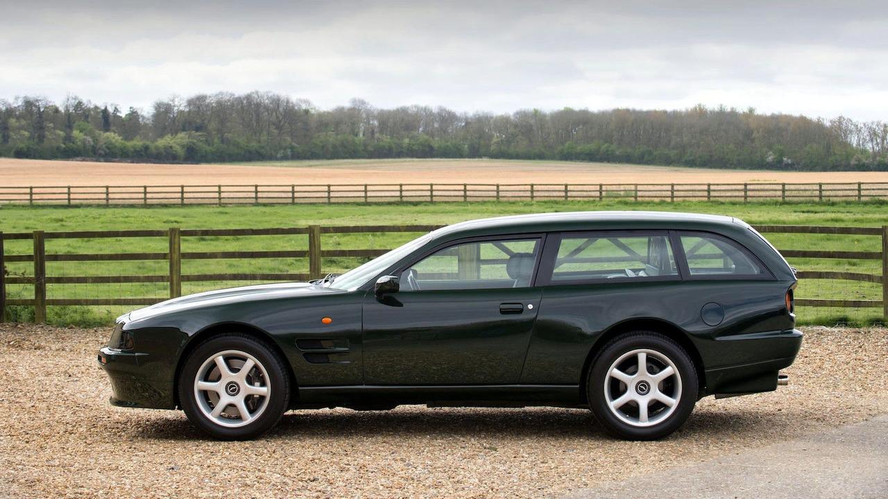 Rare 1996 Aston Martin V8 Estate Is Better Than Any Suv