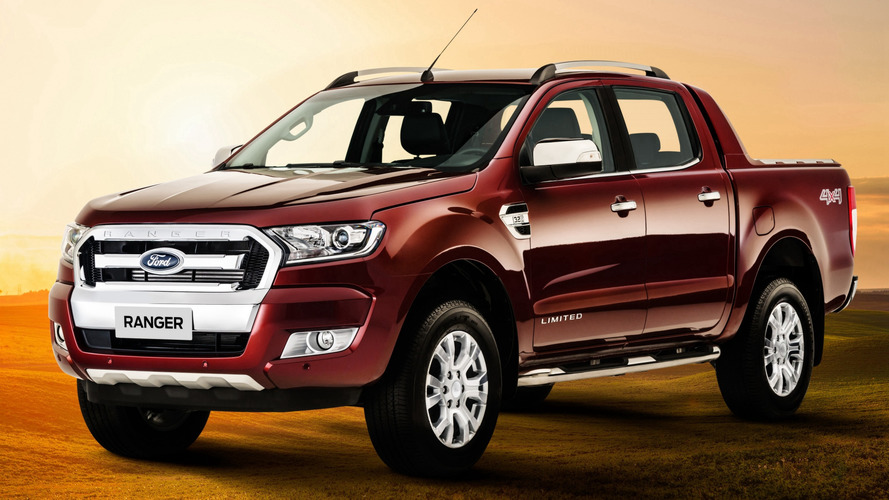 Vendas de picapes em maio: Ford Ranger supera Volkswagen Amarok