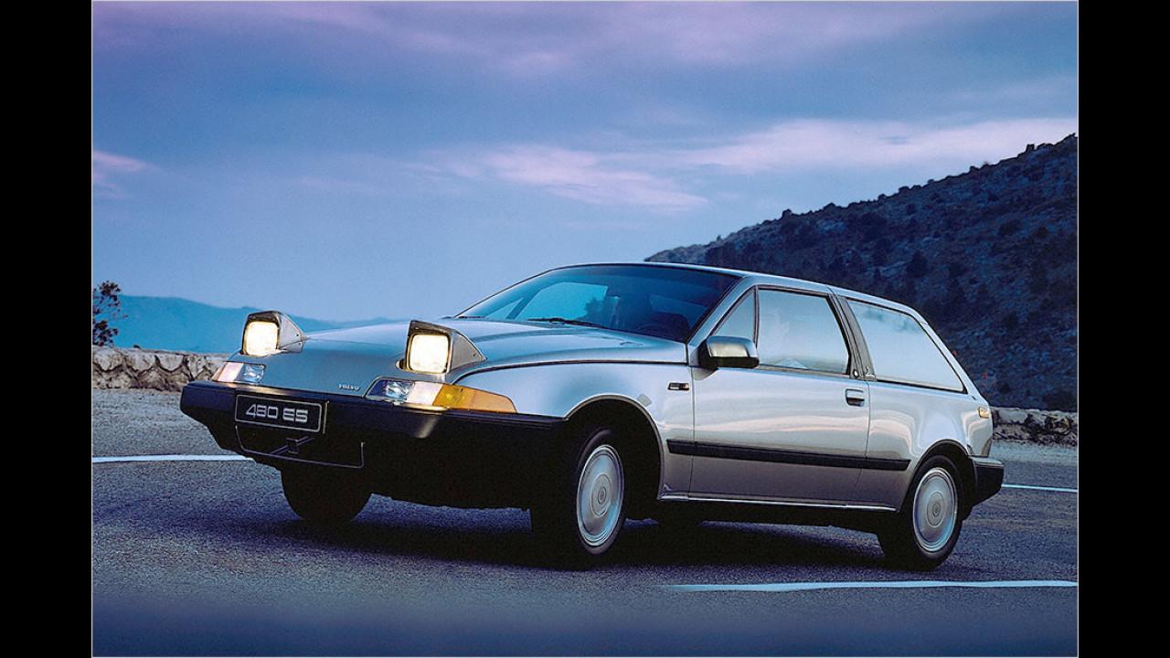 Volvo 480 ES (1990)