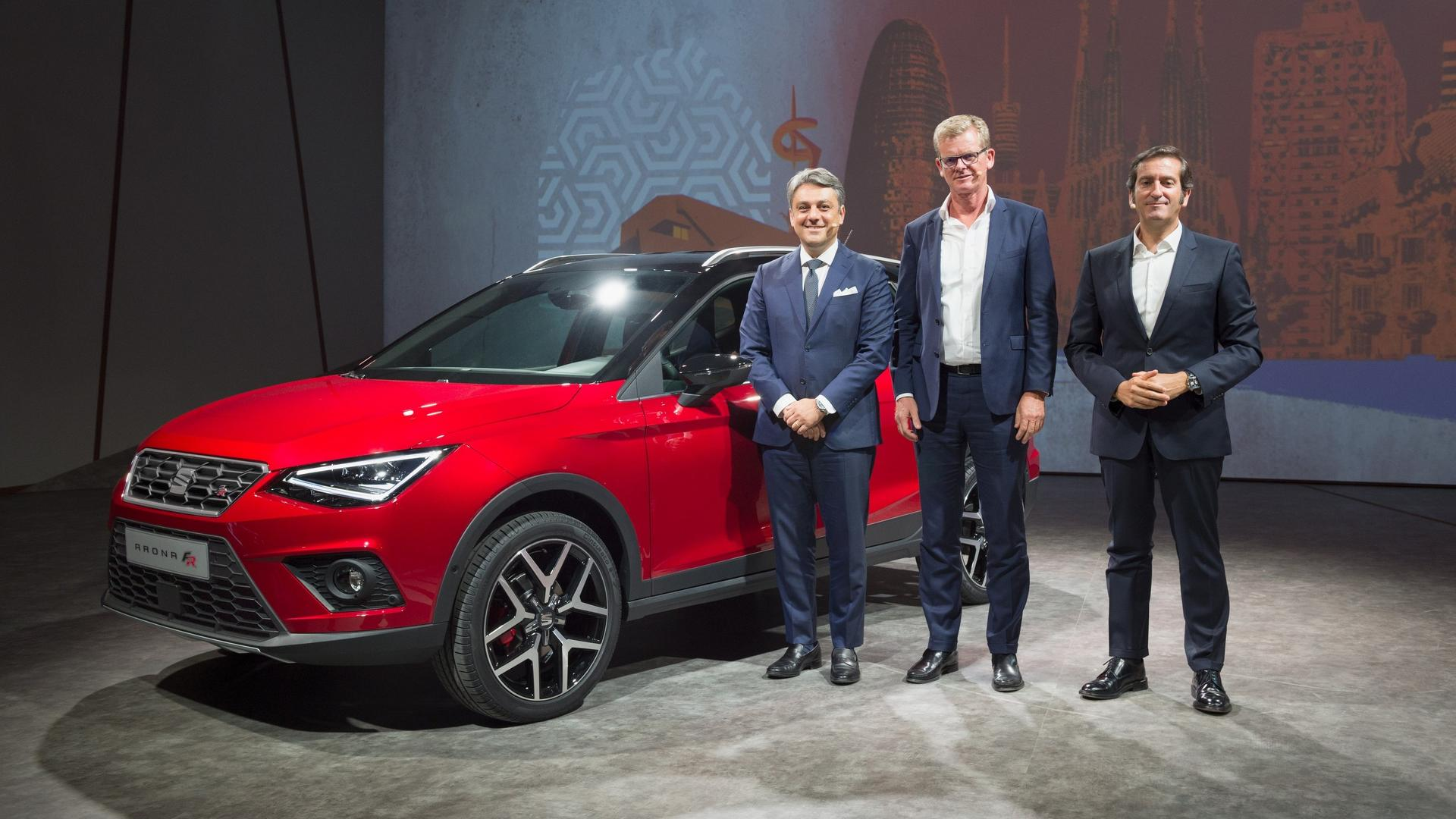 Astonishing Chic 2018 Seat Arona Wants A Piece Of The Small Suv Pie Caraccident5 Cool Chair Designs And Ideas Caraccident5Info