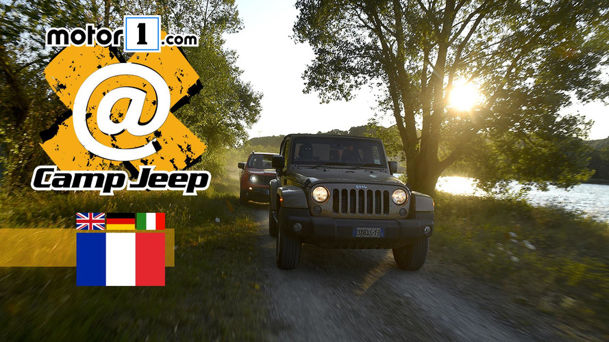 Le Camp Jeep 2017 se tiendra ce week-end en Allemagne !
