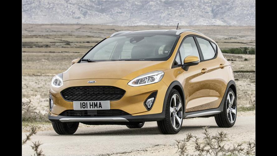 Ford Fiesta (2016): Die Fahrer-Assistenzsysteme des Kleinwagens