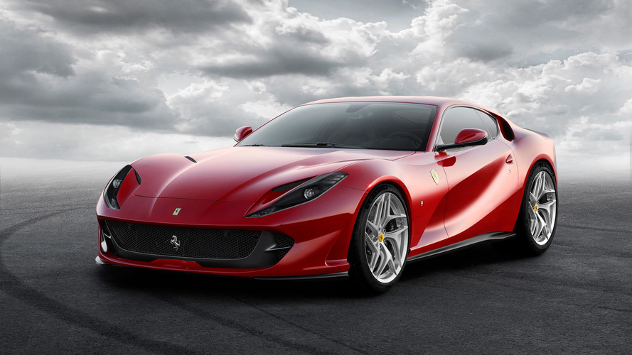Ferrari 812 Spider To Debut In September?