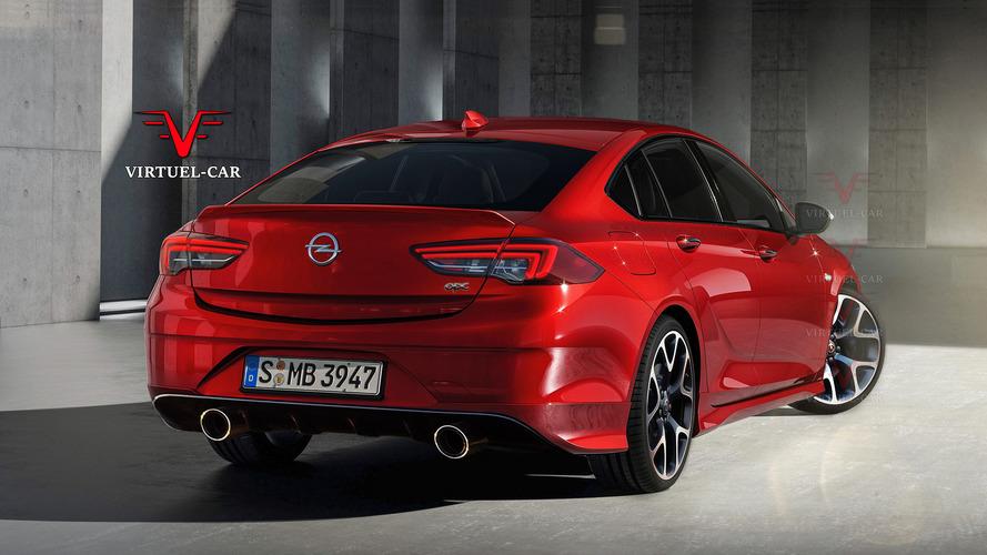 Une Opel Insignia OPC comme ceci ?