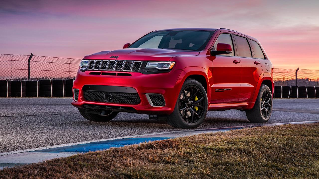 13.  Jeep Grand Cherokee:  123,272 Units