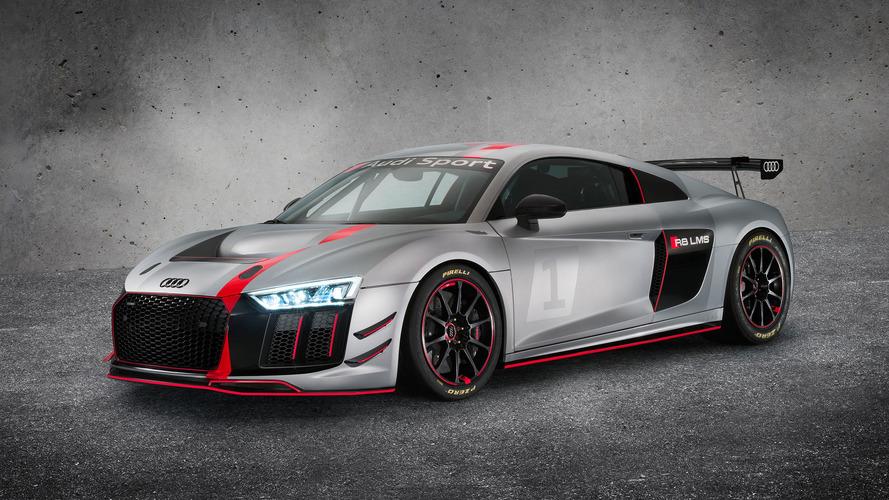 Audi R8 LMS GT4, el nuevo coche de carreras de la firma alemana