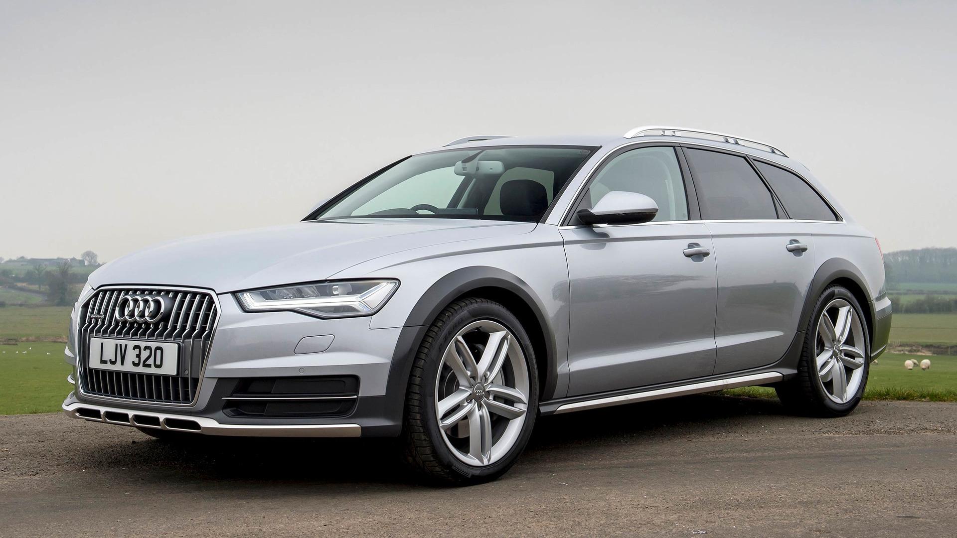 Kelebihan Audi A6 2017 Tangguh