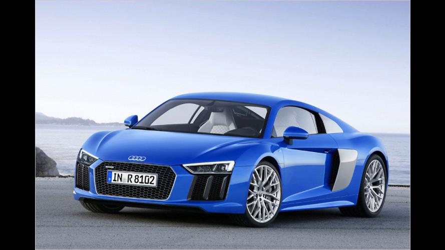Bald wieder ein Supersportler mit Elektroantrieb aus Ingolstadt?